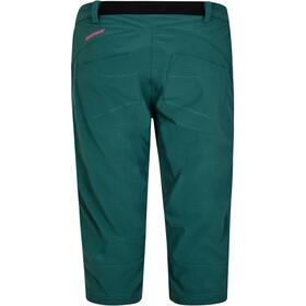 Ziener Nioba 3/4 Pants Women, verde